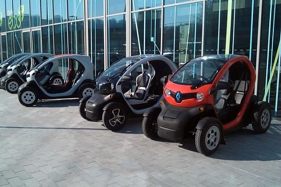 Renault Twizy Akan Dirakit Di Korsel
