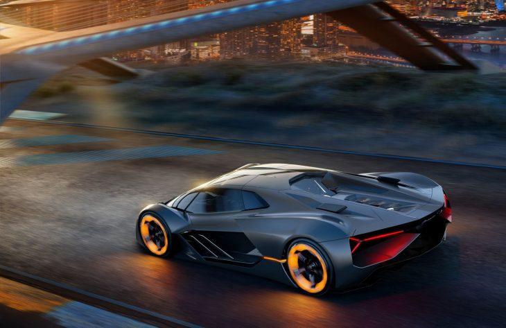 Lamborghini Bikin Mobil Listrik Tahun 2025?