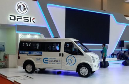 DFSK Akan Menjual Mobil Listrik Gelora E Di Indonesia