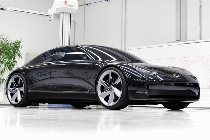 Mobil listrik hyundia prophecy