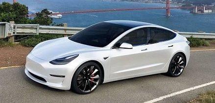 Tesla Jual Model 3 Di Cina Dengan Baterai Jenis Baru