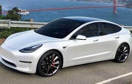 Tesla Jual Model 3 Dengan Jarak Tempuh Hanya 151 km Di Kanada