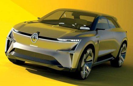 SUV Listrik Dari Renault Akan Meluncur Tahun Ini