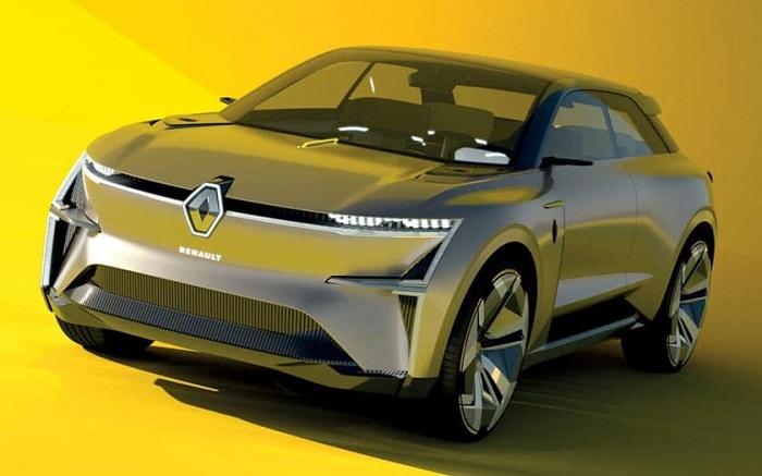 SUV listrik elektrik buatan Renault