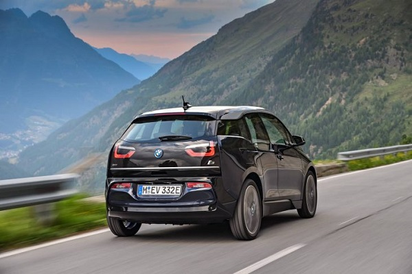 BMW i3 elektrik