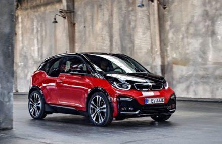 BMW Tingkatkan Kapasitas Produksi Model i3