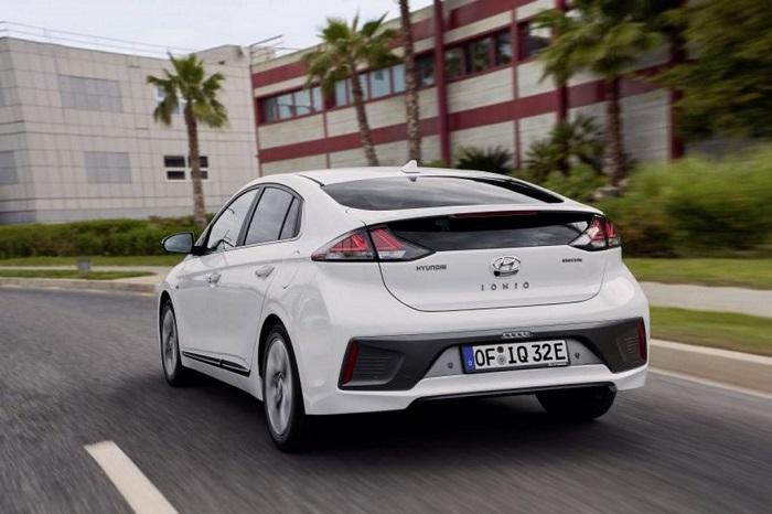 Hyundai Ioniq elektrik