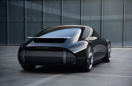 Hyundai Prophecy : Penerus Ioniq Di Tahun 2021