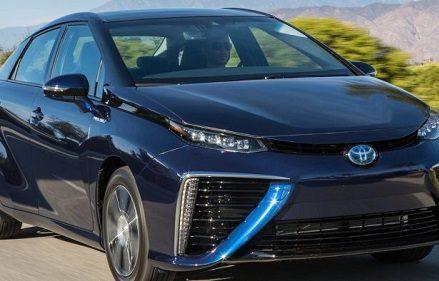 Cara Kerja Mobil Hidrogen