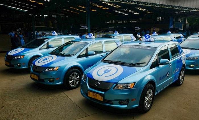 Blue Bird Tunda Beli Mobil Listrik Lagi Mobil Listrik