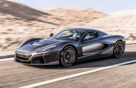 Porsche Tambah Porsi Saham Di Start-Up Supercar Rimac