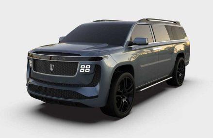 Triton H, SUV Listrik Dengan Jarak Tempuh 1000 km