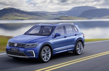 VW Tiguan Hybrid Rechargeable Akan Dijual Akhir 2020