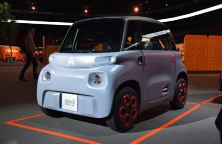 Citroën Ami : Mobil Listrik Murah Resmi Dijual Di Perancis