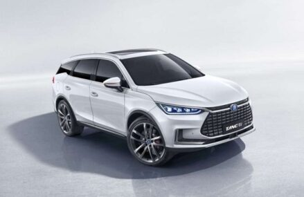 Pabrikan Mobil Listrik Cina BYD Akan Masuk Pasar Eropa