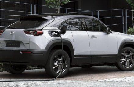 Mobil Listrik Pertama Mazda  Start Produksi