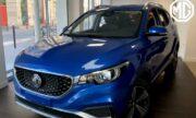 SUV MG Listrik Mulai Di Jual Di Eropa