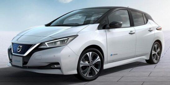 Nissan Leaf Resmi Dijual Di Indonesia