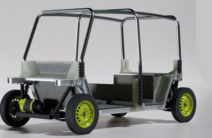 LCEV : Kendaraan Listrik Pengganti Bajaj?