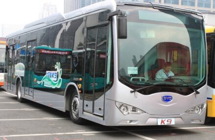 Belanda Beli Bis Listrik Dari Cina Sebanyak 259 Unit