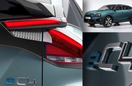 Ini Dia Foto Resmi Citroën C4 Elektrik
