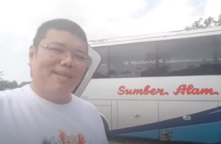 Pengusaha Bus Ini Akan Menghibahkan Salah Satu Armadanya Untuk Dijadikan Bis Listrik