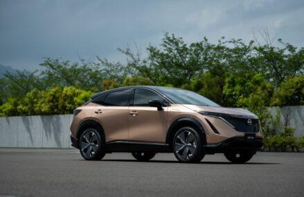 Penampakan Ariya : SUV Elektrik Terbaru Dari Nissan