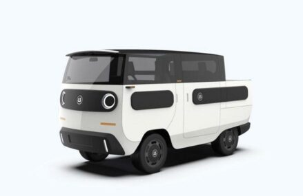 Ebussy : Mobil Listrik Yang Bisa Berubah Bentuk