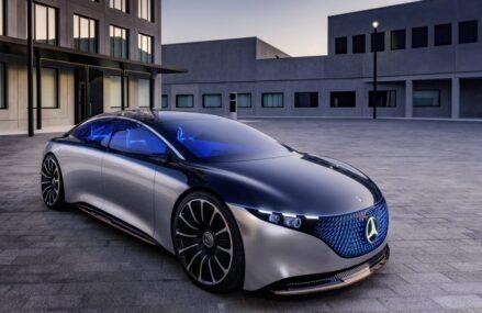 Mercedes Benz EQS : Mobil Listrik Dengan Jarak Tempuh Paling Jauh?