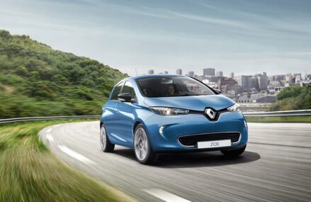 Review Renault Zoe