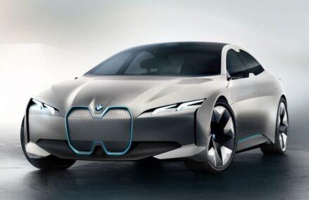 BMW i5 : Seri 5 Elektrik Untuk Melawan Tesla