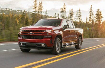 Chevrolet Akan Buat Double Cabin Elektrik
