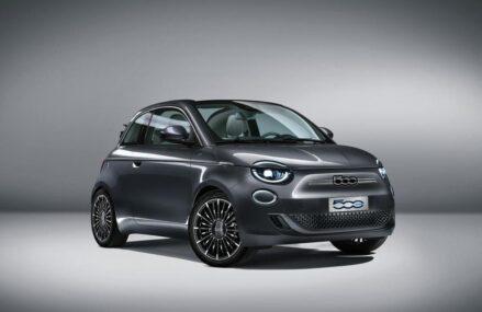 Fiat 500 Elektrik Resmi Dijual
