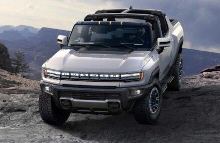 GMC Hummer EV – Hummer Elektrik Untuk Melawan Tesla Cybertruck