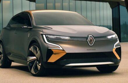 Renault Megane eVision – Crossover Elektrik Untuk Tahun 2022