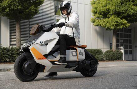 Begini Skuter Elektrik Terbaru Dari BMW