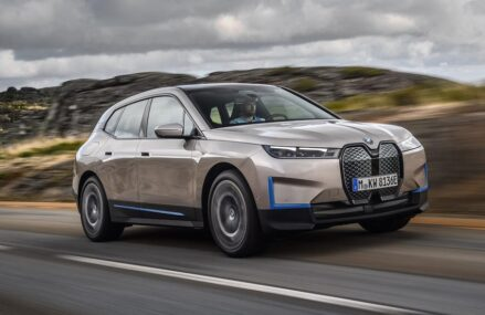 BMW iX : SUV Listrik Terbaru Yang Mampu Melaju Hingga 600 km