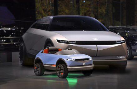 Hyundai Membuat Mobil Listrik Untuk Anak-Anak