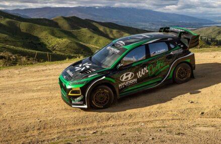 Pembalap Ini Mengubah Hyundai Kona Elektrik Menjadi Mobil Rally
