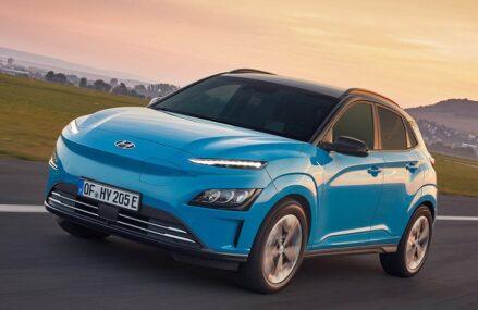 Hyundai Global Merubah Tampang Kona Elektrik