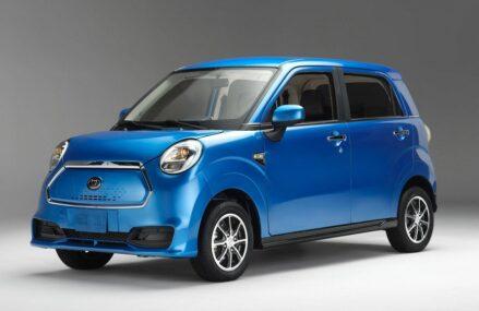 Mobil Lisrik Murah Buatan Cina Ini Resmi Masuk Pasar AS