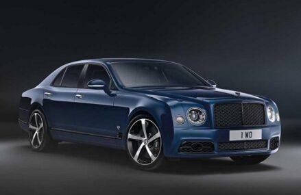 Bentley Hanya Akan Menjual Mobil Elektrik Di Tahun 2030
