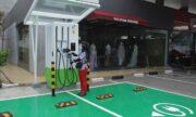 PLN Tambah 4 Stasiun Pengisian Listrik Baru