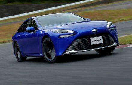 Toyota Akan Meluncurkan Mirai Generasi Kedua