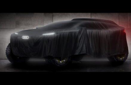Audi Akan Mundur Dari Formula E dan Fokus Di Rally Dakar