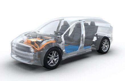 Subaru Akan Jual Mobil Listrik Pertama Mereka Di Eropa