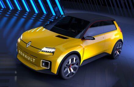 Renault Akan Buat Renault 5 Elektrik