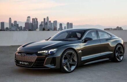 Audi e-Tron GT : Saingan Berat Tesla Model S