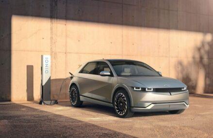 Beginilah Tampang SUV Elektrik Hyundai Terbaru