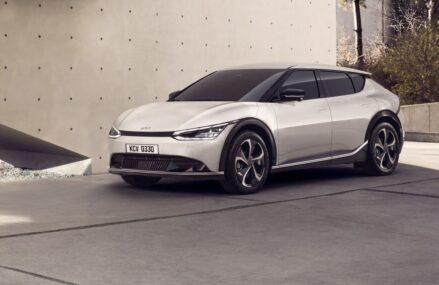 Begini Tampilan EV6 : Mobil Elektrik Terbaru Dari KIA